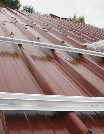 Afficher le sujet photo volta que for Pose de panneaux solaires sur toiture