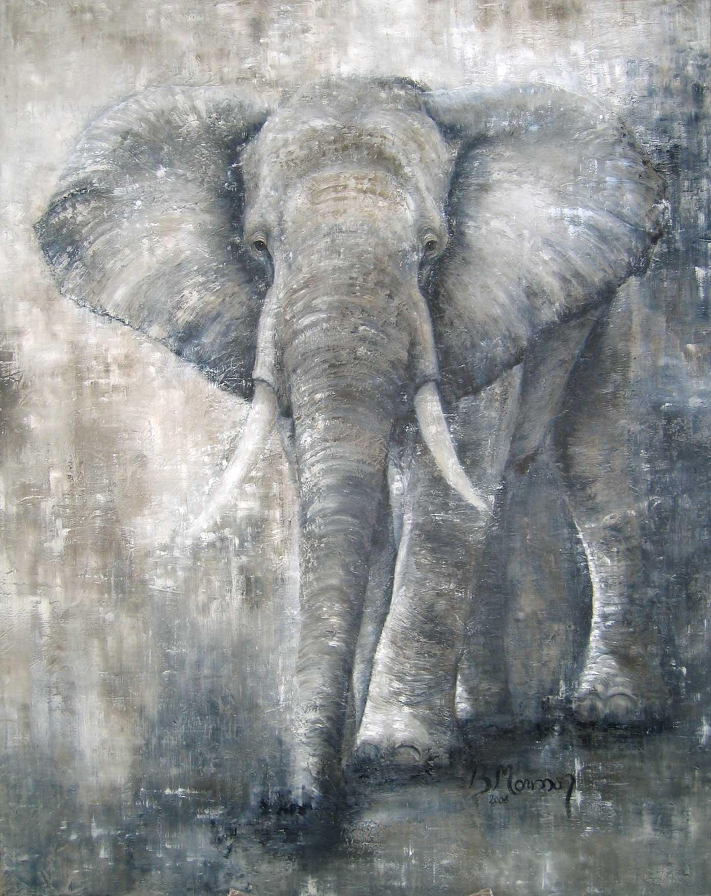Elephant (c) Brigitte Morisson